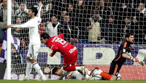R.Madrid 3 - Sevilla 2