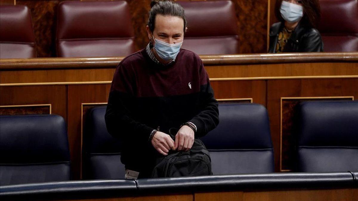 La Junta Electoral declara que Pablo Iglesias infringió la ley al anunciar su candidatura a las elecciones en Madrid