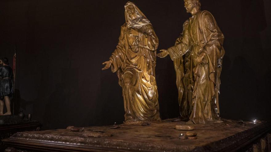 Las Tres Marías, nuevo brillo tras la restauración