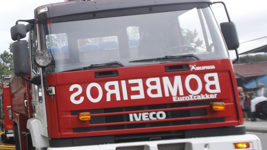 Un hombre necesita a los bomberos de Vigo para que le saquen un anillo