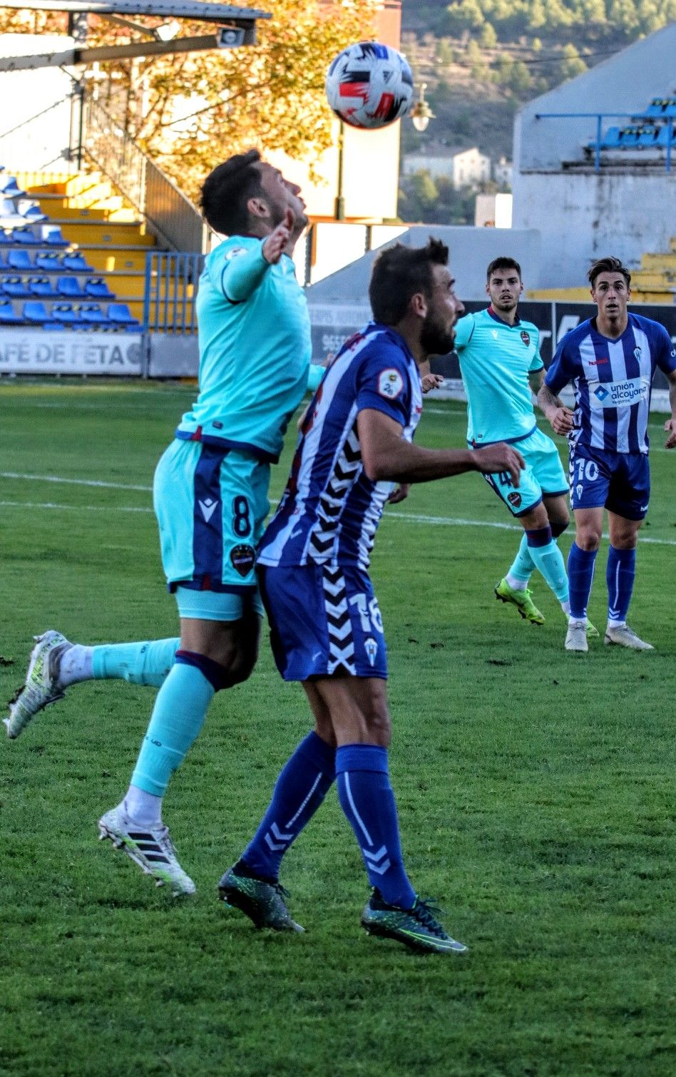 Alcoyano scores its first victory of the season (1-0)