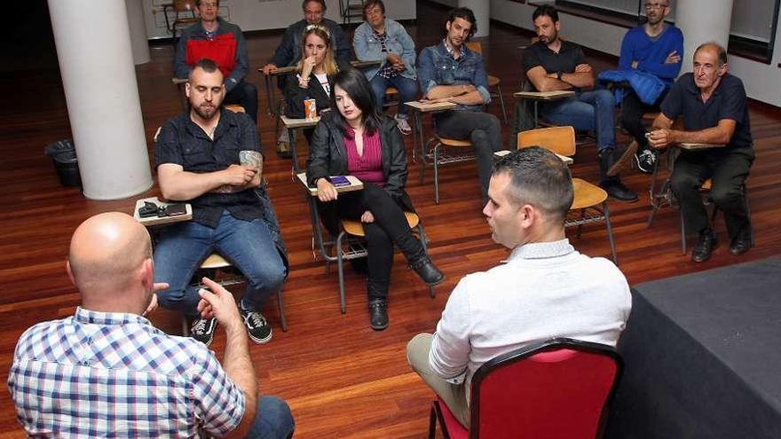 Promueven en A Estrada una asociación gallega de productores de frutos del bosque