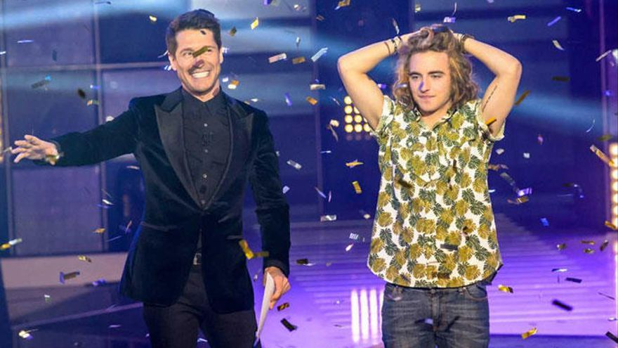 El Defensor del Espectador pide a TVE que publique el 'televoto' de 'Objetivo Eurovisión'