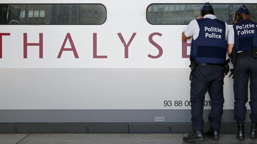 El terrorista del tren Thalys es condenado a cadena perpetua
