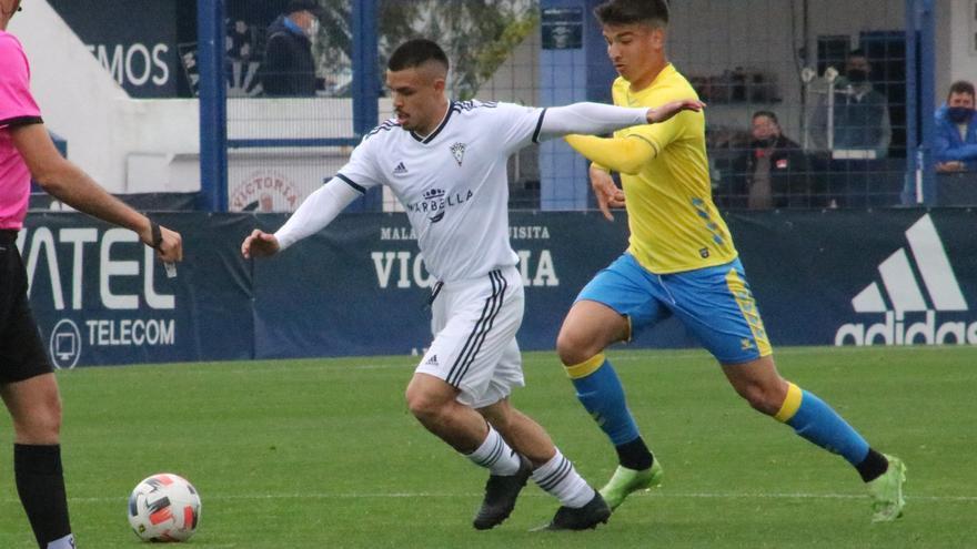 El Marbella FC sigue atascado ante su público (0-0)