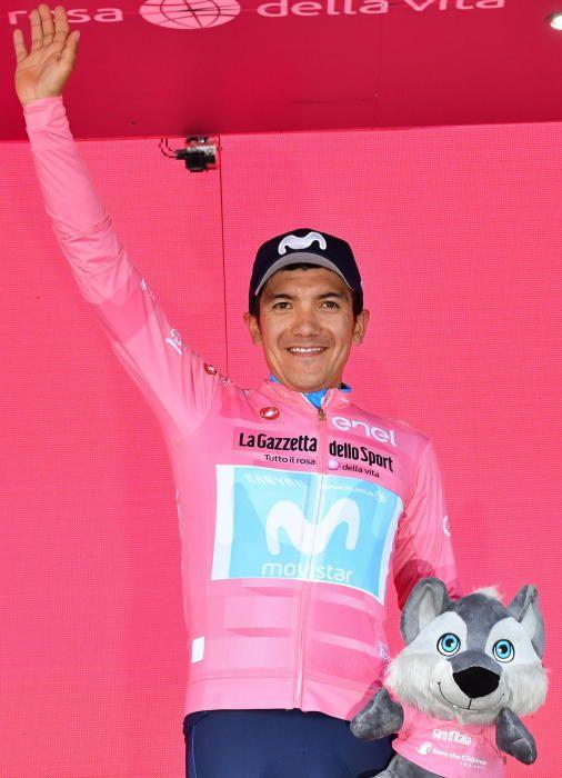 Las imágenes de la decimoquinta etapa del Giro de Italia