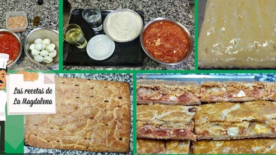 Aprende a preparar la coca de tomate más típica de Castellón