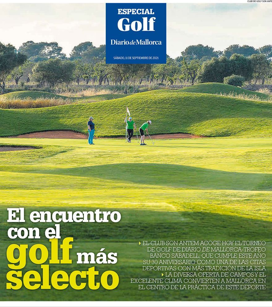El encuentro con el golf más selecto