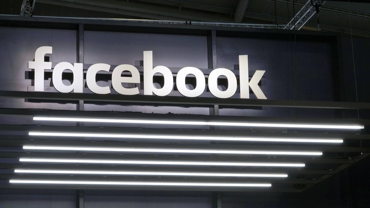 Una instalación de Facebook.