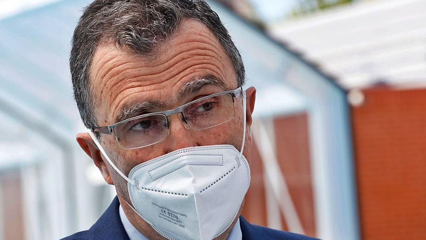 Ballesta dejará la política si deja de ser alcalde de Murcia