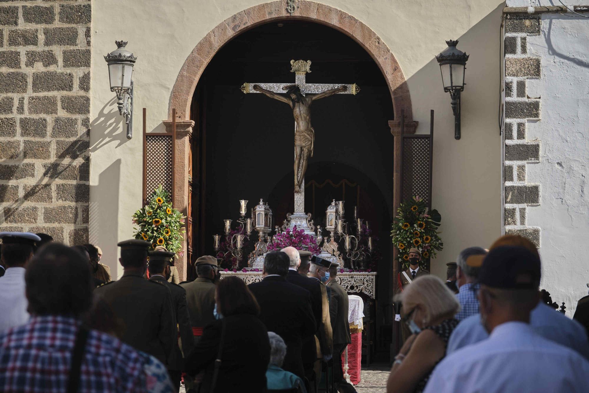 Actos religiosos del día del Cristo de La Laguna