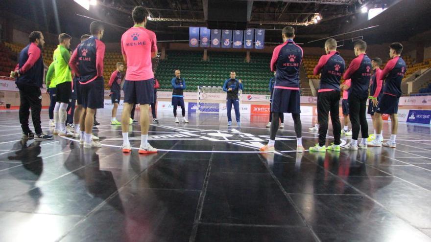 ElPozo Murcia, en busca del billete para la Final Four