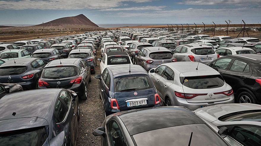 El miedo al virus y la merma de las rentas avivan las ventas de vehículos de ocasión