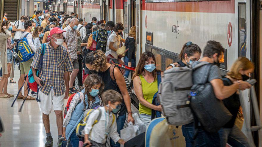 ¿Se puede reclamar el dinero de un tren cancelado por la huelga de Renfe?