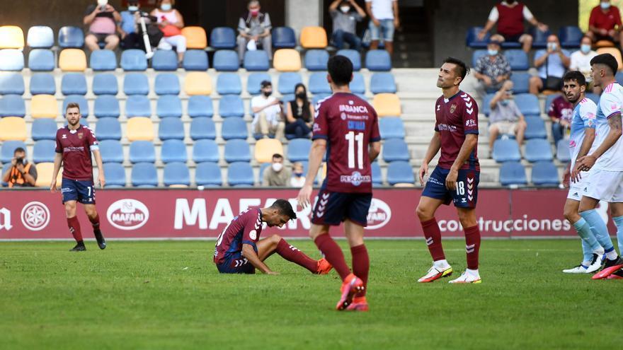 El Pontevedra vuelve a ceder puntos en el descuento