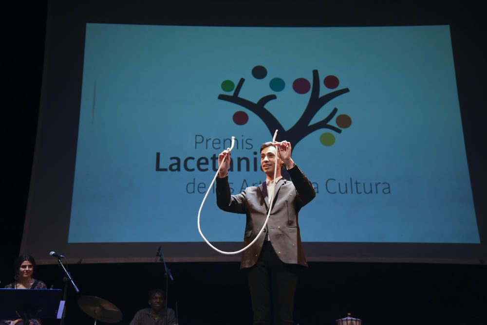 Premis Lacetània 2020