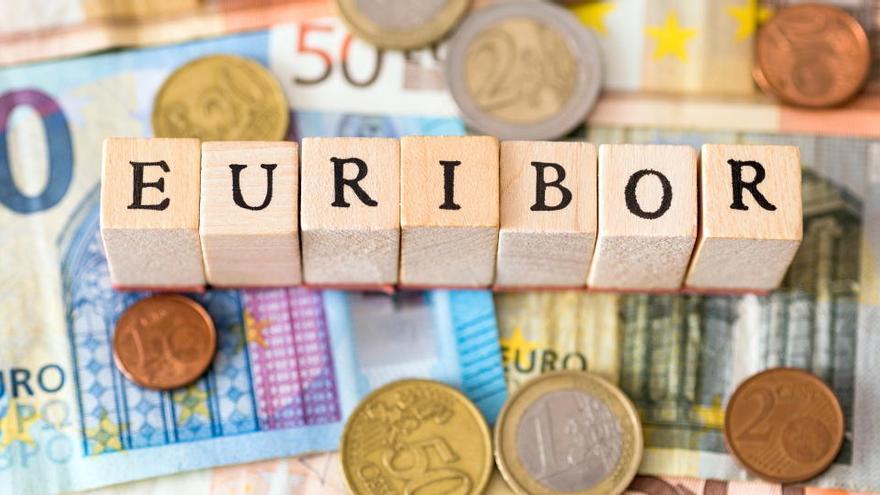 El euríbor sube en mayo y vuelve a encarecer las hipotecas
