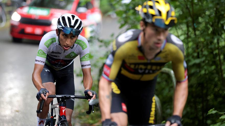 Vídeo resumen de la etapa 17 de la Vuelta a España 2021