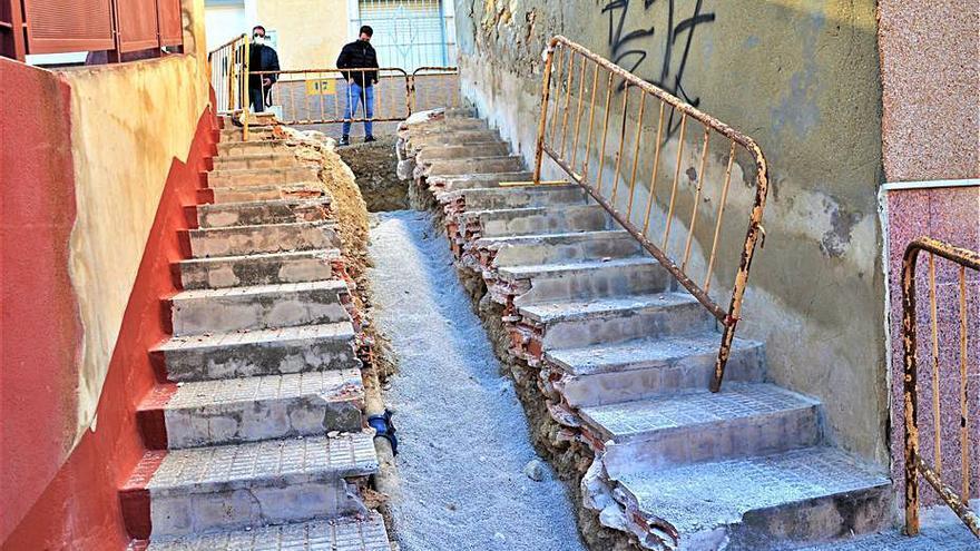 Rojales mejora su trama  urbana más deteriorada