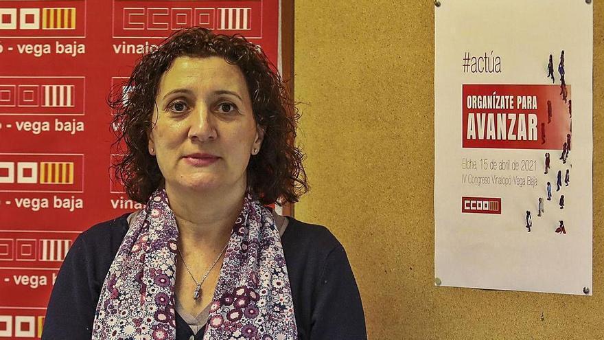 Carmen Palomar: «La propuesta del ministro de dar cheques para retrasar la jubilación me parece de entrada descabellada»