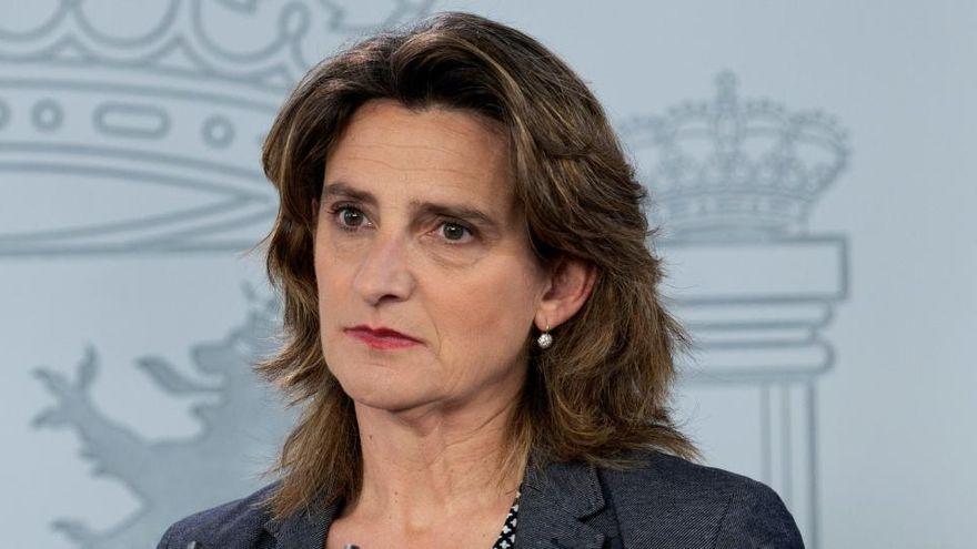 Asturias reclama a Teresa Ribera ayudas para la gran industria como las de Europa