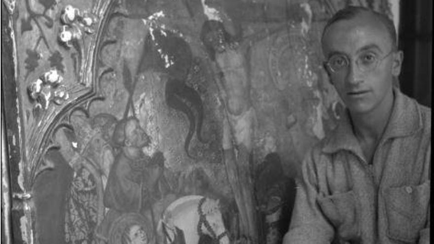 L'arxiu del figuerenc Joan Sutrà, una llum en la foscor per als restauradors