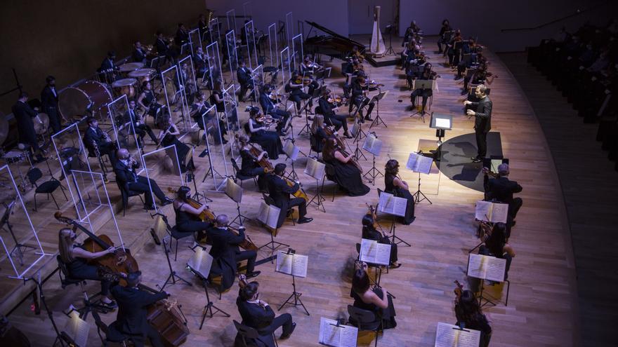 ADDA Simfònica homenajea a Manuel Falla en el Palacio de Festivales de Cantabria