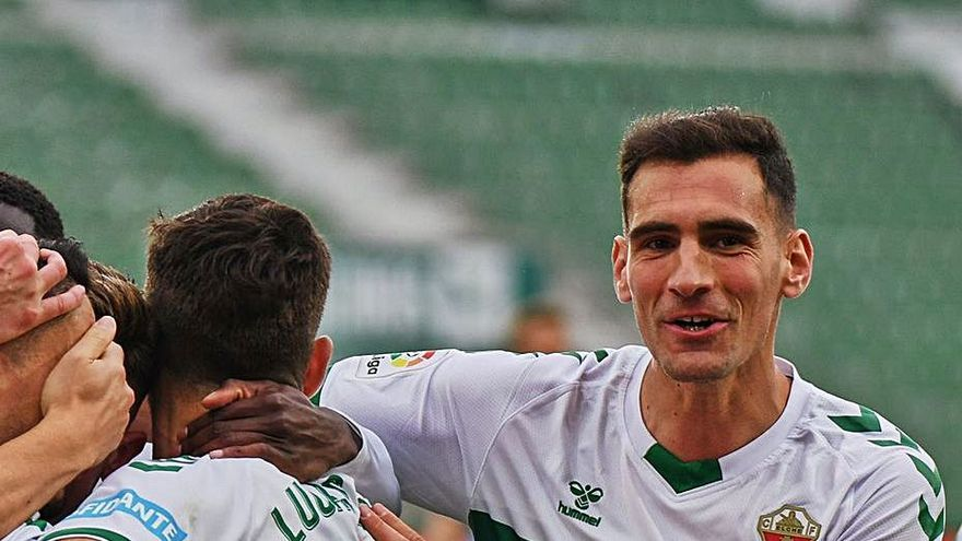 «Vamos a Huesca con la mentalidad de ganar con todas las de la ley»