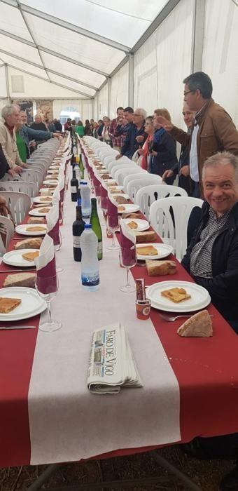II Festa da Vaca Cachena de San Vicente de O Grove