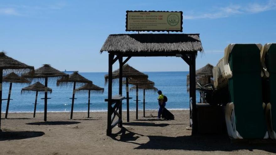 Málaga durante el estado de alarma | Domingo, 24 de mayo