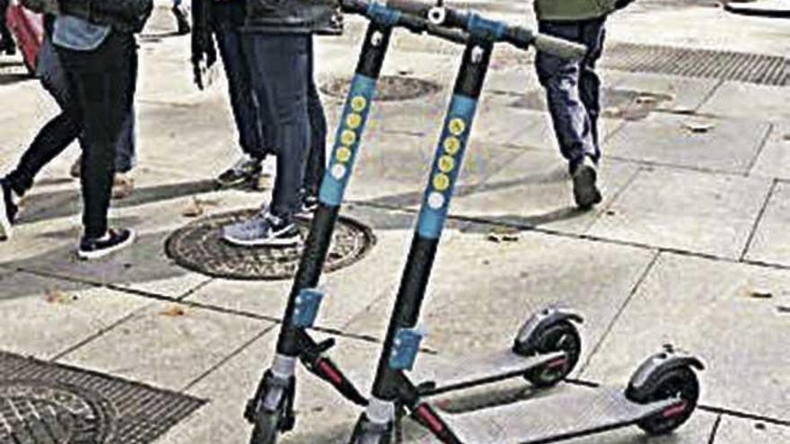 """Cort rechaza los patinetes eléctricos al """"no responder a su modelo de movilidad"""""""