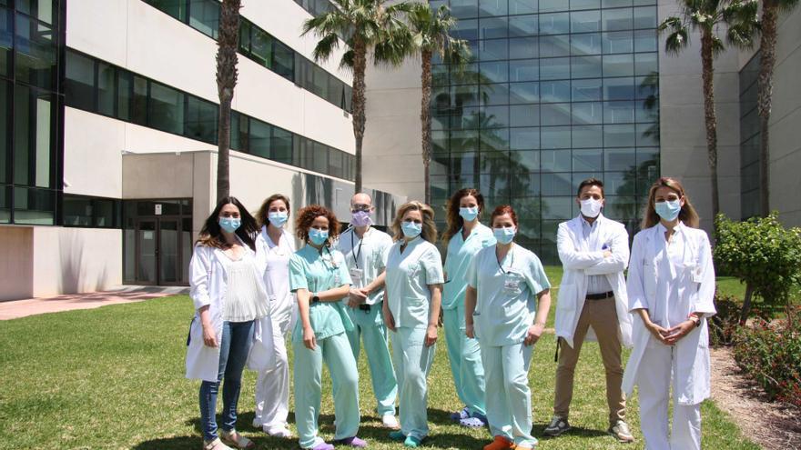 El Hospital Universitario de Torrevieja realiza 531 cirugías de prótesis de rodilla en los últimos 5 años