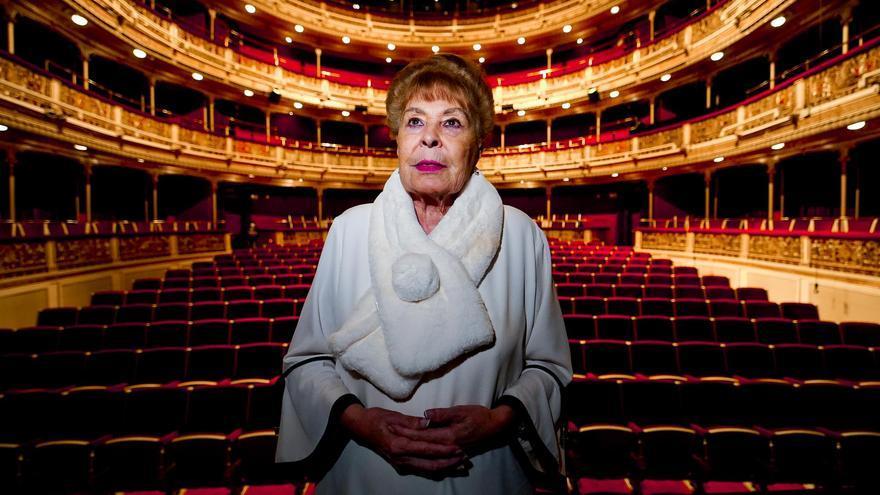 Gemma Cuervo, premi Max d'Honor 2021