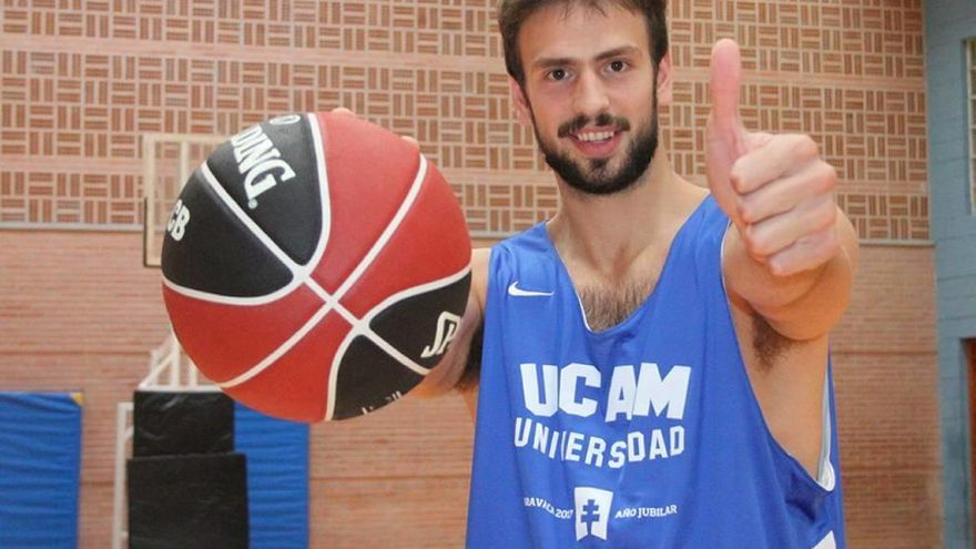 Un problema con el visado retrasa la llegada de Sadiel Rojas a Murcia