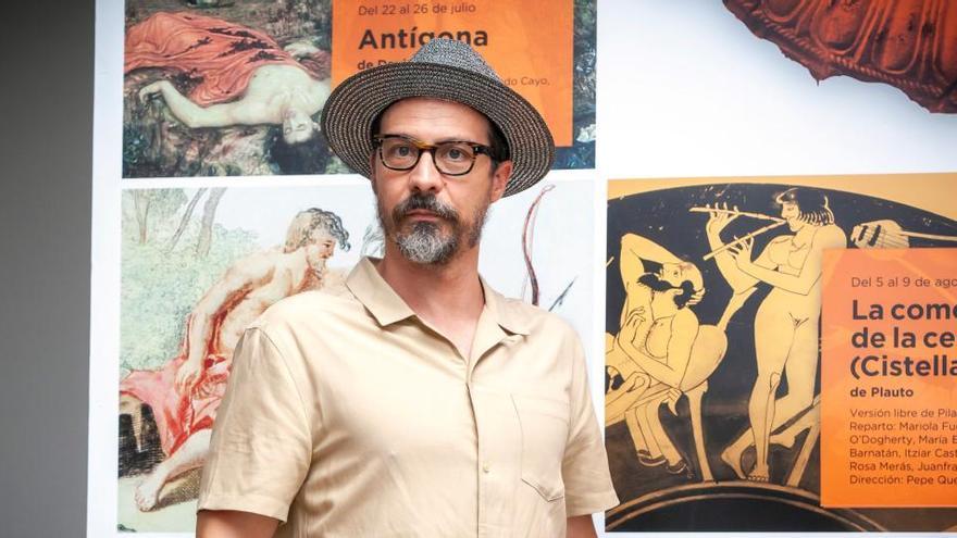 El actor Fele Martínez.