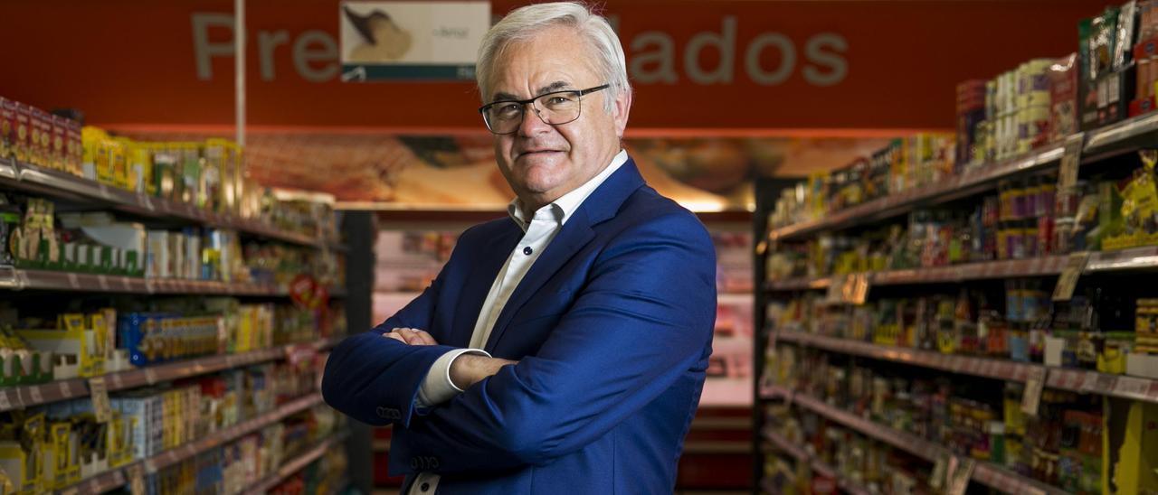 El director general de Masymas, José Juan Fornés.