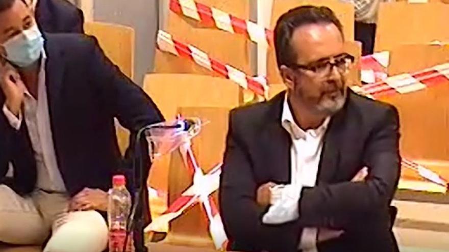 """Gutiérrez: """"Es falso que Ortiz me pagará una minuta de 90.480 euros"""""""