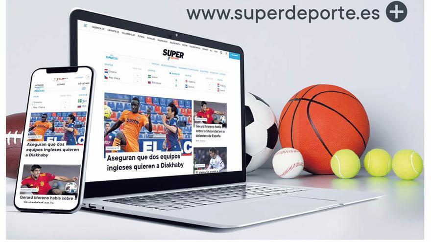 ComScore: Superdeporte vuelve a batir récord y crece en agosto un 287% respecto al año pasado