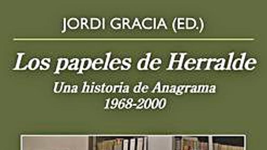 Los papeles de Herralde