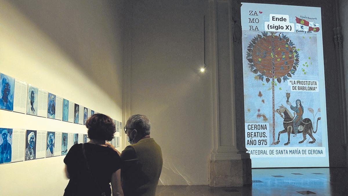 Exposición de la Sala Verónicas de Murcia