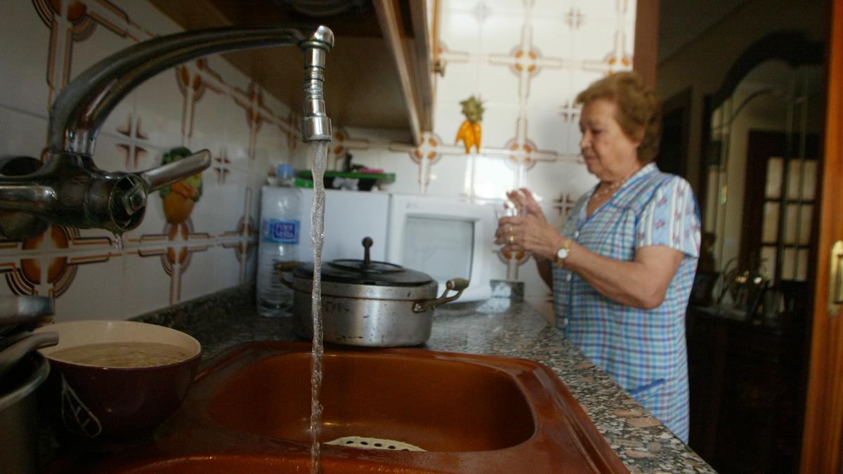 El agua potable de Castelló tiene la tarifa más barata de todo el arco mediterráneo.