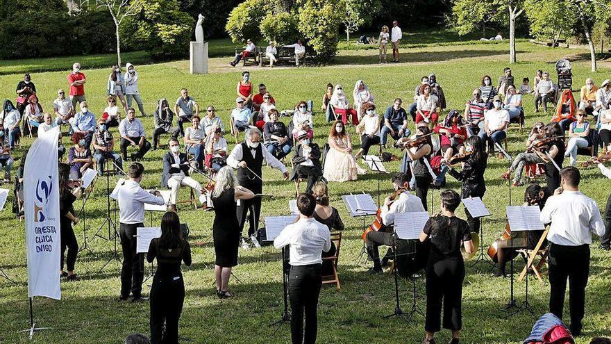 La Orquesta Clásica se reencuentra con su público