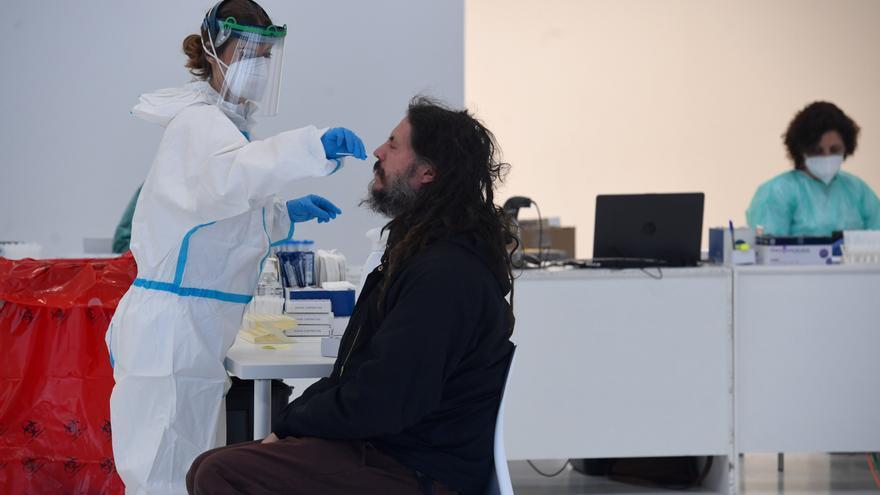 Sanidade hará un cribado de COVID a unas 2.800 personas en Miño
