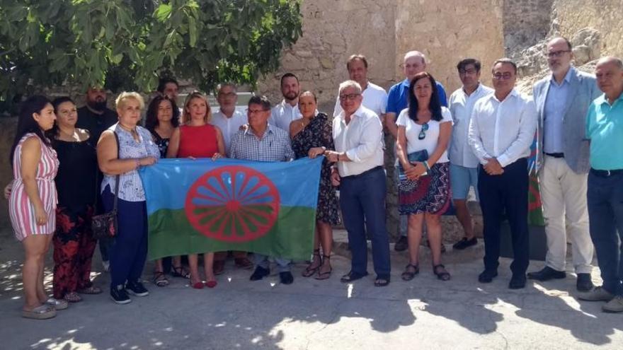 El Ayuntamiento homenajea al pueblo gitano en el aniversario de la Gran Redada