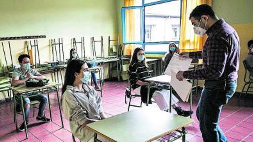 Los profesores, héroes invisibles