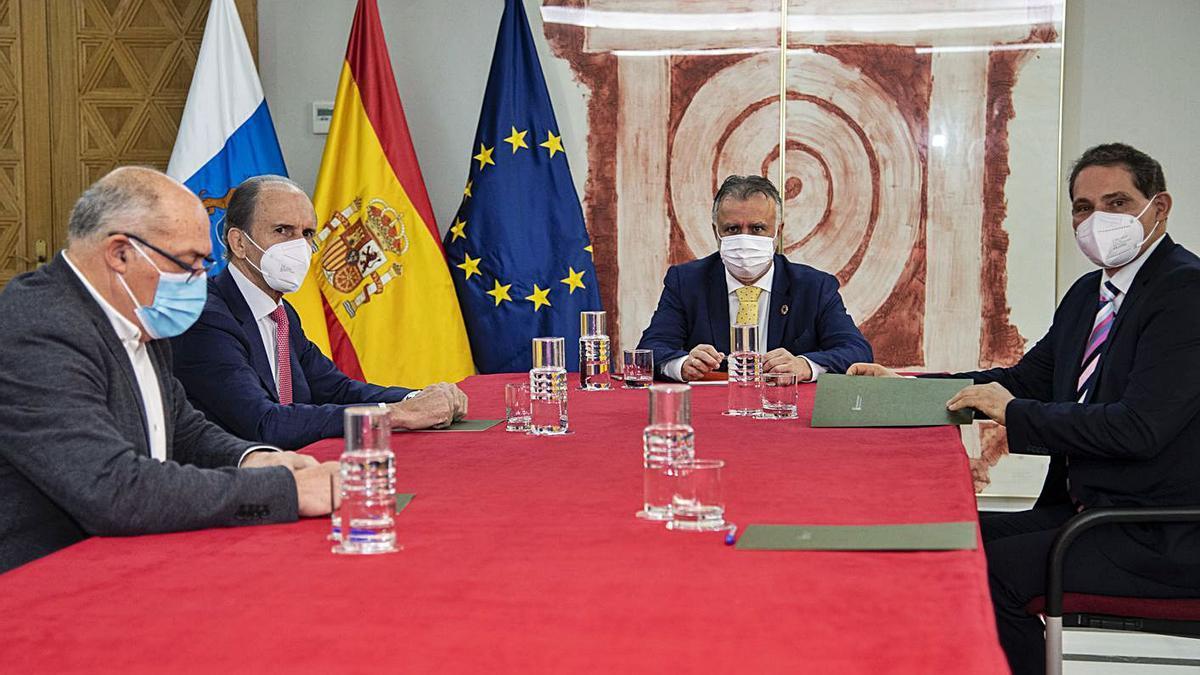 Torres receives the federative |  LP / DLP