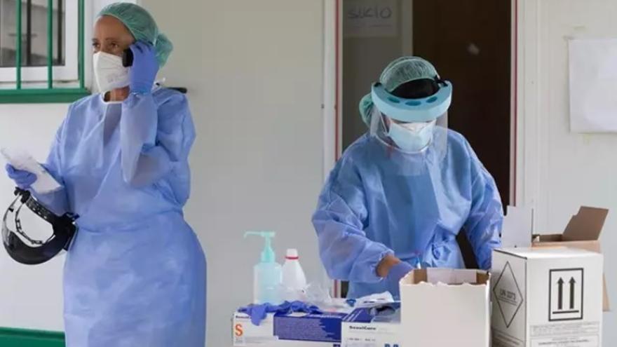 Repunte de contagios en Canarias con 219 nuevos positivos y cinco fallecidos