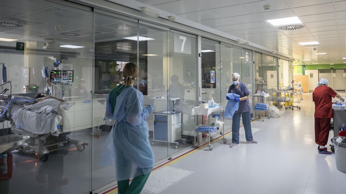Coronavirus hoy en Valencia: última hora de este 26 de marzo con todos los datos, casos y contagios en la Comunitat Valenciana.