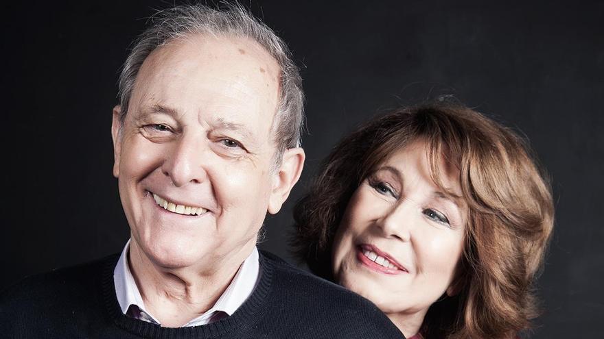 María José Goyanes y Emilio Gutiérrez Caba protagonizan Galdós enamorado