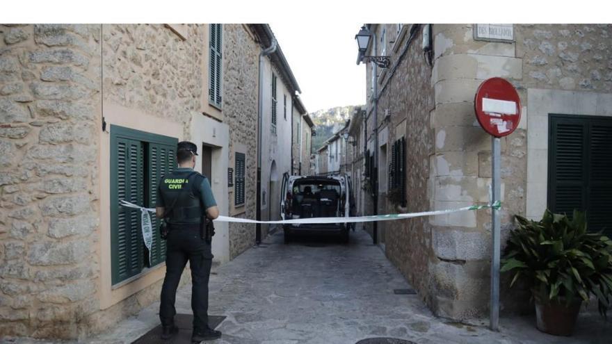 Paar tot in seinem Haus in Esporles aufgefunden